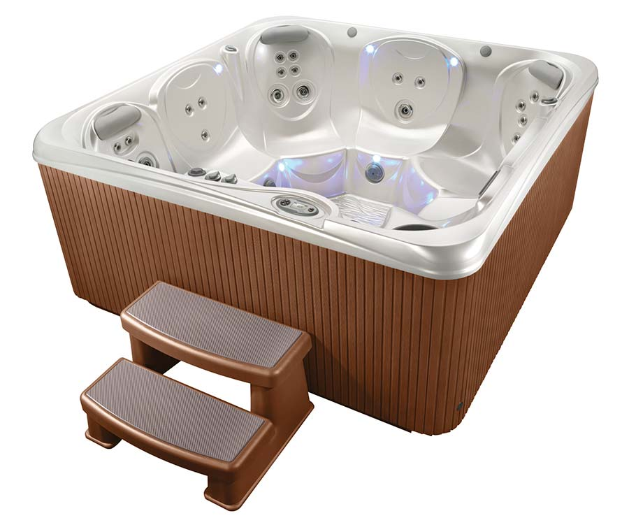 Hot Spring Hot Spot Relay 6 Person Hot Tub