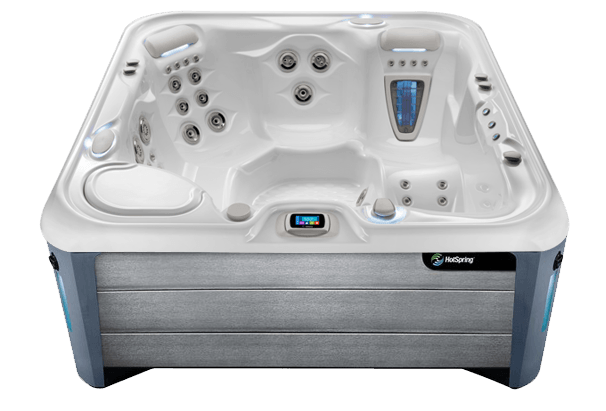 Aria Hot Tub - Hot Spring Spas - Pioneer Family Pools