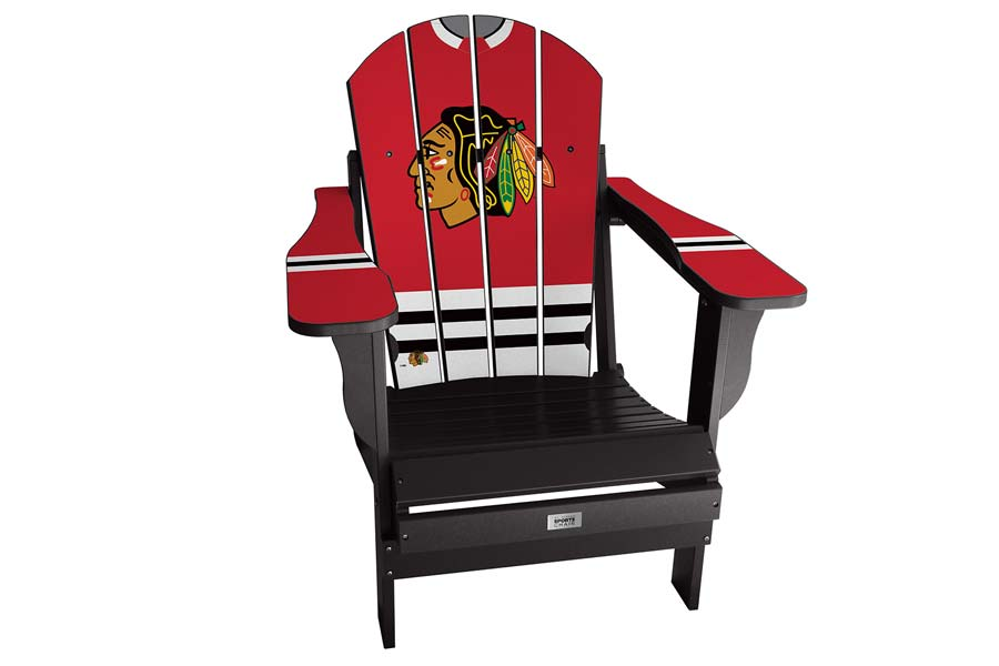 My Custom Sports Chair Chicago Home
