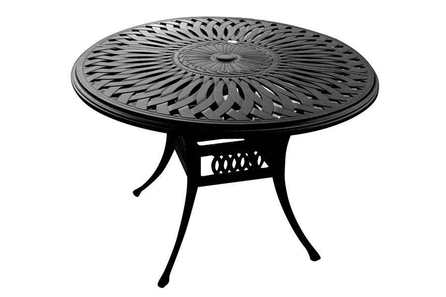 "Paris 48"" Round Table"