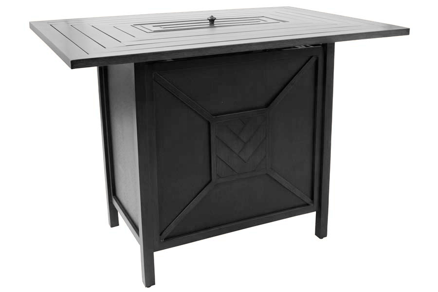 42″ X 60″ Bar Height Fire Table