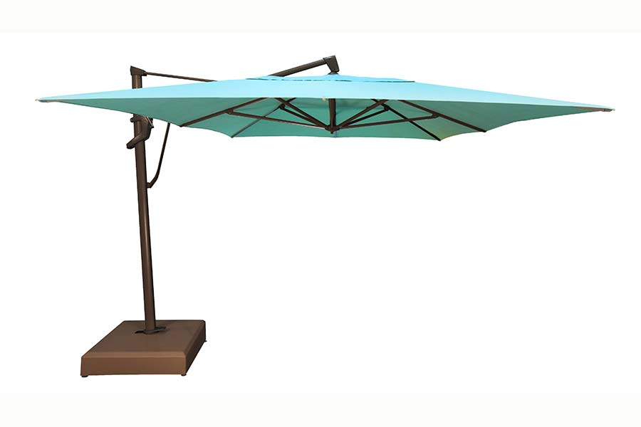 11.5′ Square Suspension Umbrella