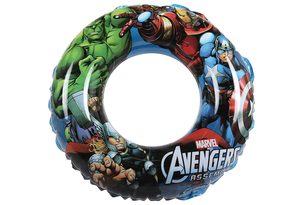 3D Swim Ring- Disney/Marvel