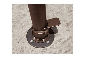 AKZ Base Concrete Mount