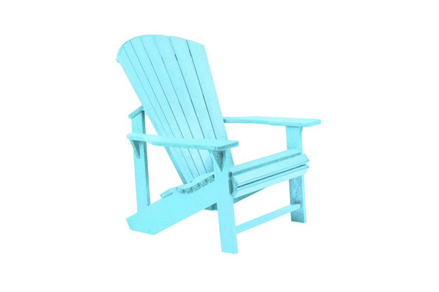 Regular Chair – Aqua