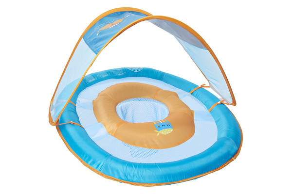 Baby Spring Float Canopy Seal Life