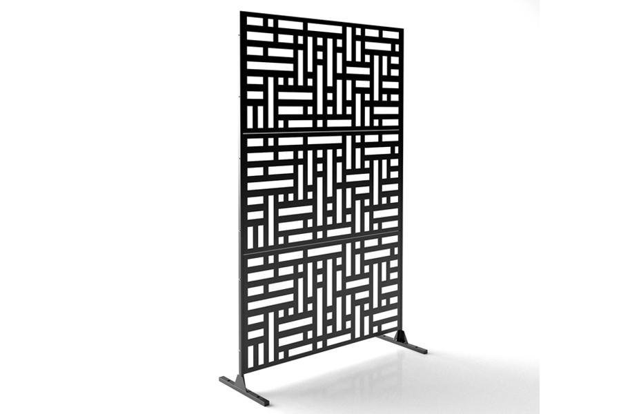 blocks privacy screen