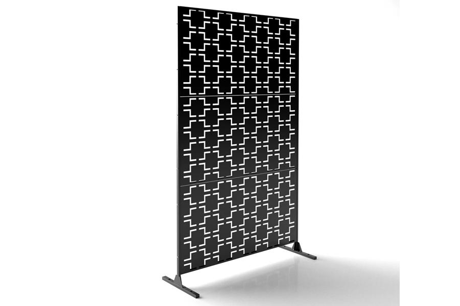 quadra privacy screen