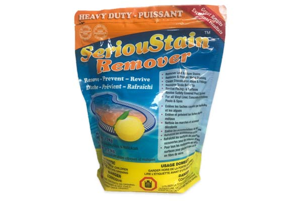 Serious Stain Remover