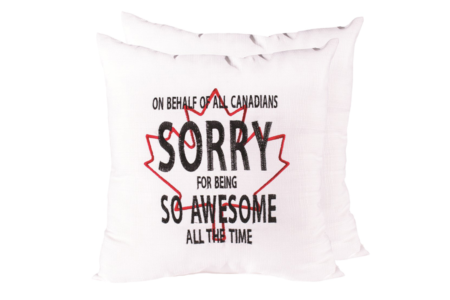Canadian Sorry