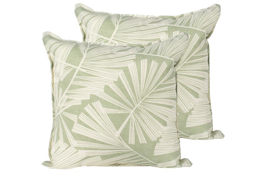 Floridian Palm Pillows