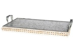 Large Rectangle Tray Metal