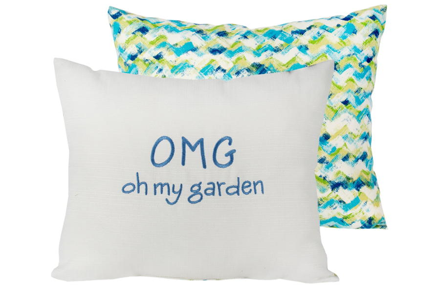 Oh My Garden Pillows
