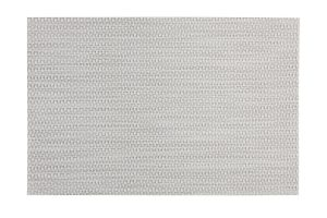 Placemat Diamonds White