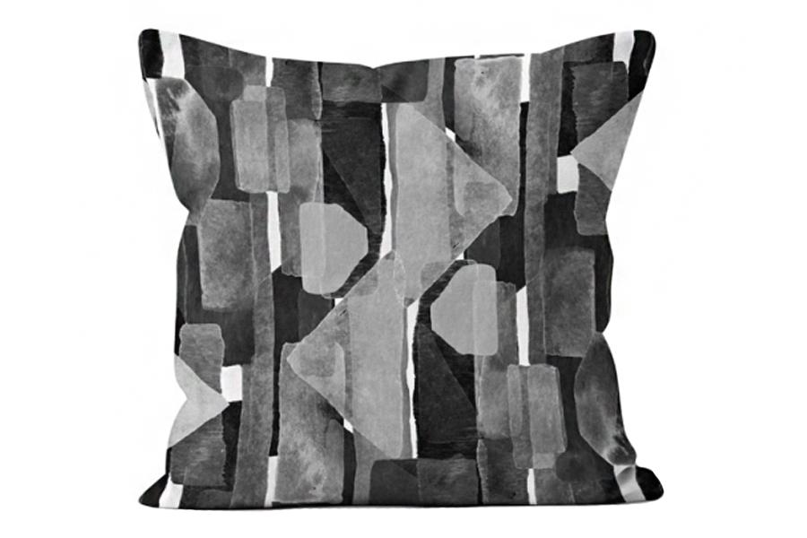 24″x24″ Prim Shape Charcoal
