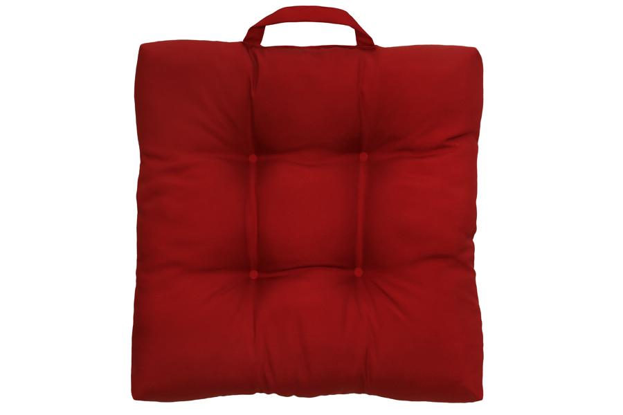 Red Adirondack Cushion