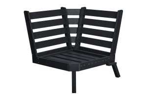 Sectional Corner Black