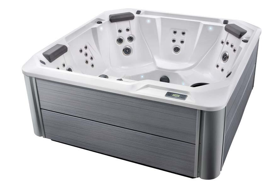 Hot Spring Hot Spot Relay 6 Person Hot Tub