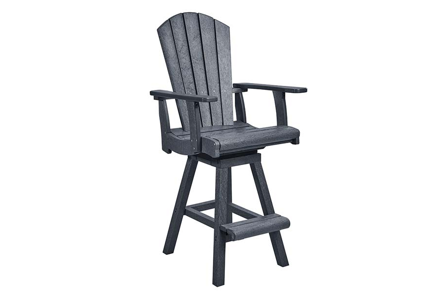 swivel pub chair.