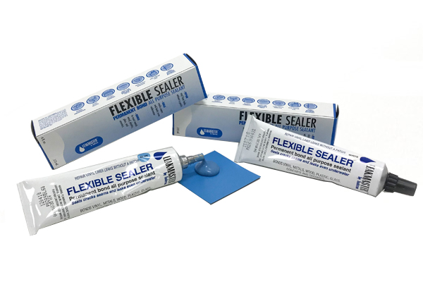 4 Oz Blue Flexible Sealer