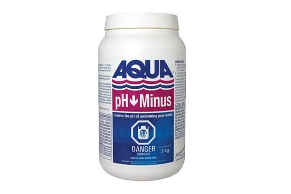 Aqua pH Minus 3 KG