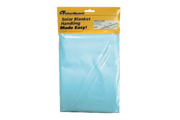 Blue Protective Solar Sheet