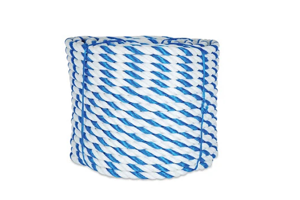 Blue & White Rope