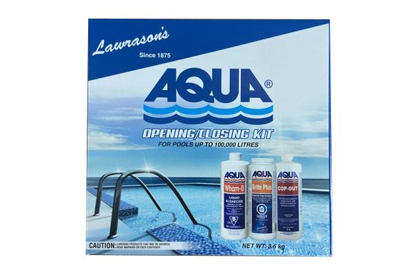 Aqua Pool Opening & Closing Kit