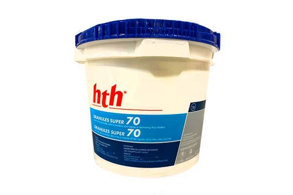 HTH Granular Chlorine 10 KG
