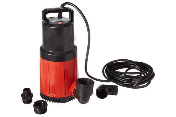 Submersible Pump 1/2 HP Without Float