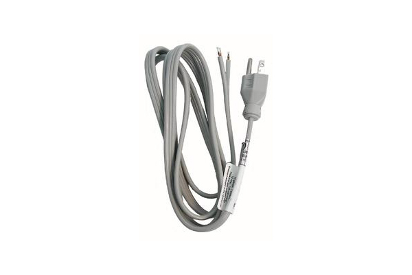 Power Cord 16GA 3 COND ST PLG