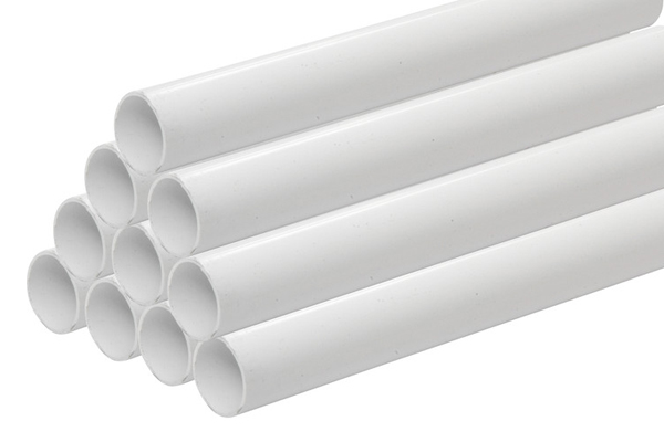 Rigid PVC SCH 40 White X 10