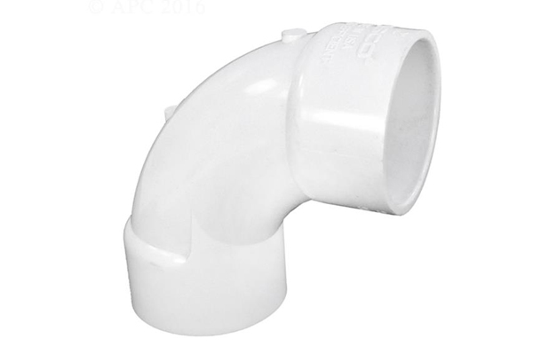 1 1/2″ Sweep Elbow SLIP X SLIP