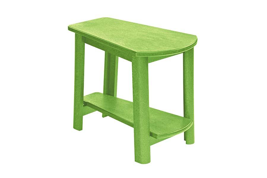 25″ x 17″ Addy Side Table Kiwi
