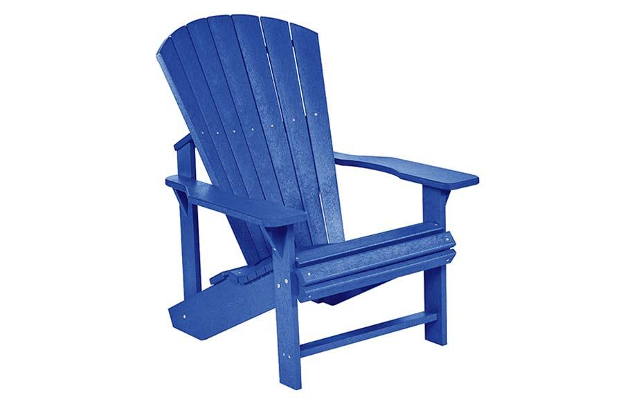 Regular Chair – Blue