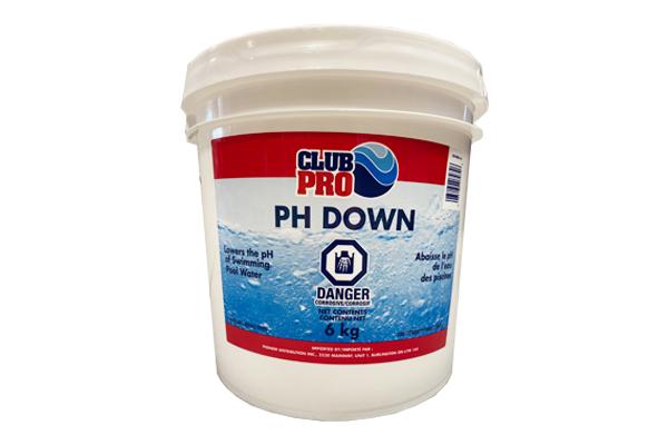 pH Down 6 KG