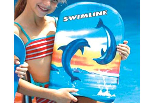 Dolphin Aqua Coach Foam Kickboard