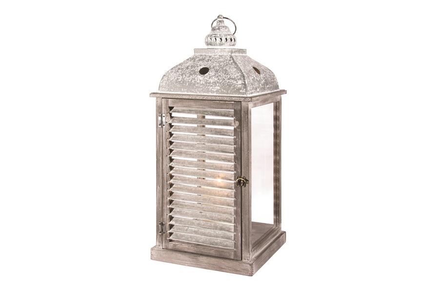 "Lantern 26"" Louvred Front"