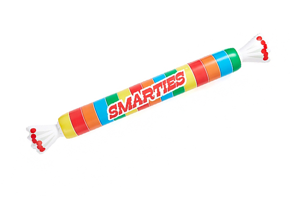 Giant Smarties Inflatable Noodle