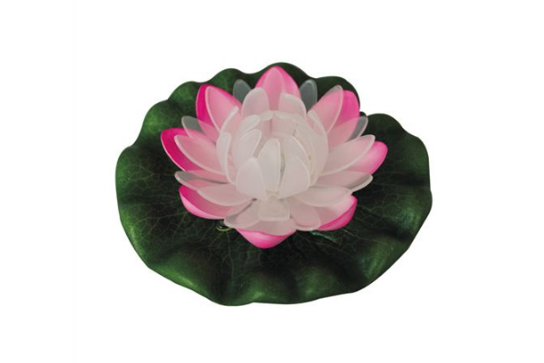 Lotus Floating Pool Light
