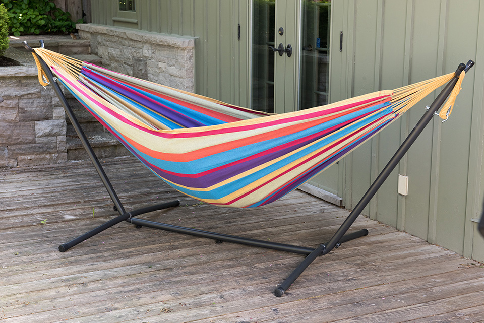 8′ Tropical Double Hammock