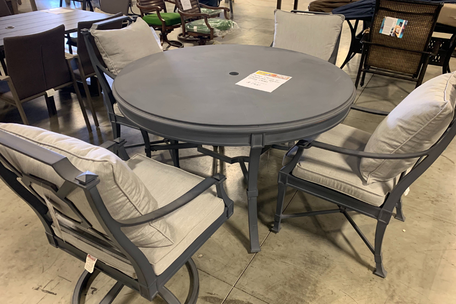 Zephyr Dining Collection