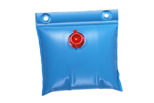 16 Mil. 1′ X 1′ Hanging Wall Water Bag with Grommets