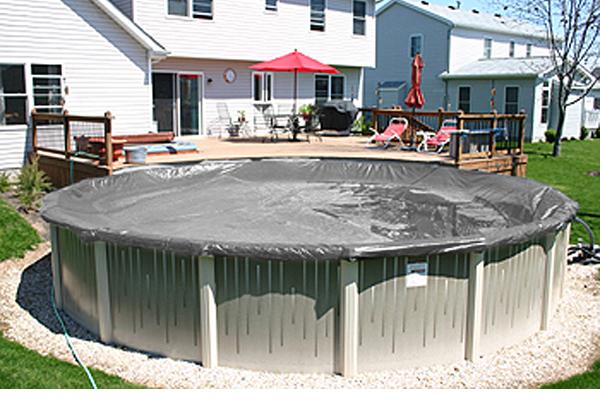 Round Above Ground Supreme Cover