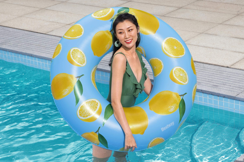 Lemon Swim Ring