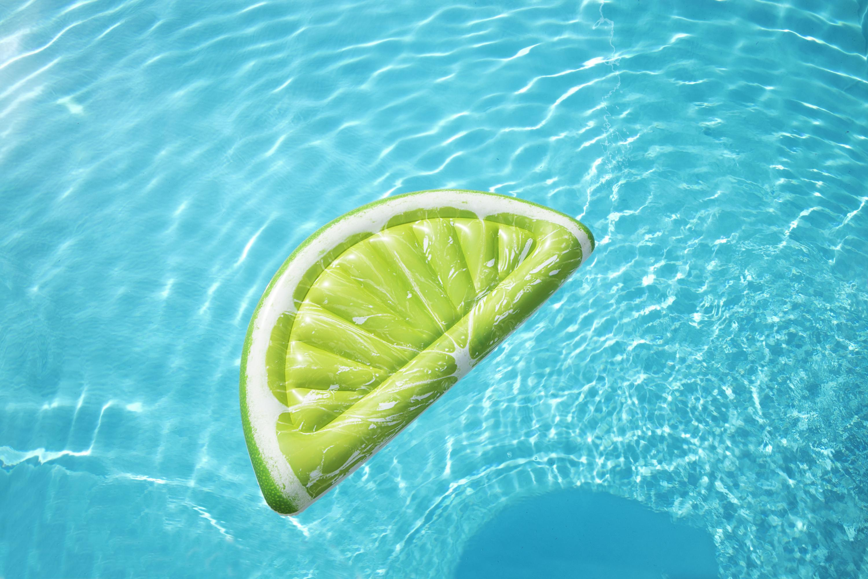 Tropical Lime Pool Float