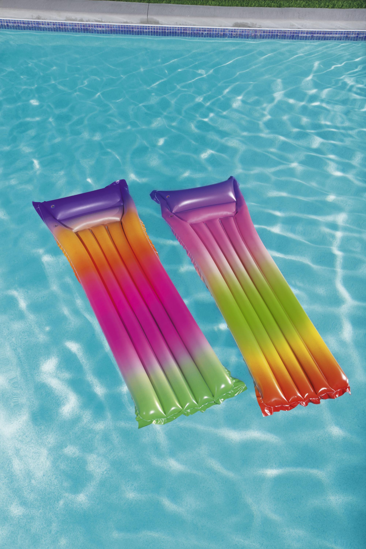 Rainbow Pool Mat