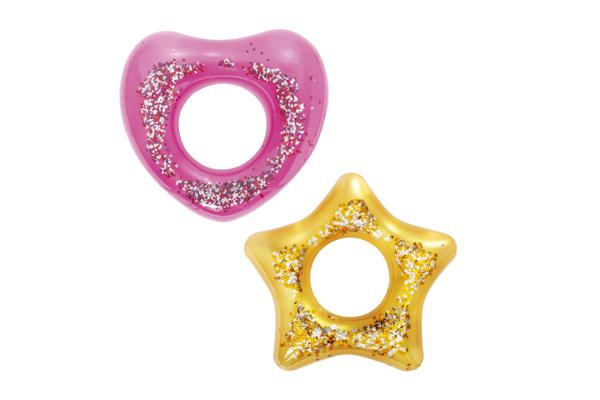 Glitter Fusion Swim Ring
