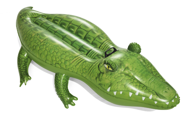 Crocodile Ride-On
