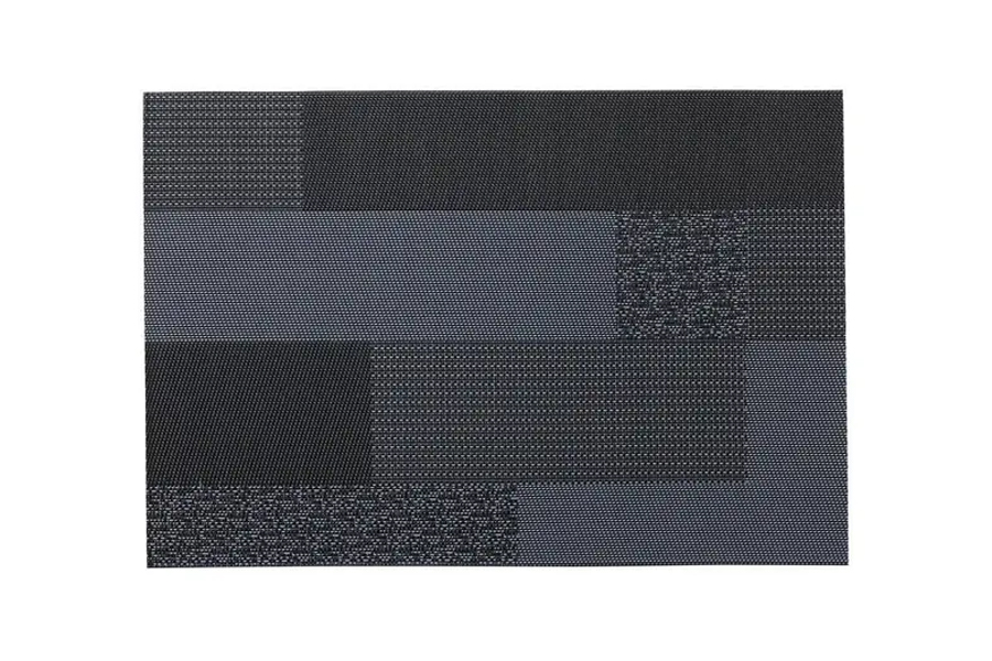 FAC-GI0028-PLACEMAT-MAIN Placemat Blocks Black